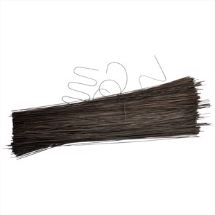 Strong steel wire - diameter: 1.2x300 mm - 25 pc.