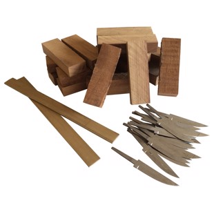 DIY knife kit 3 - 18 knives