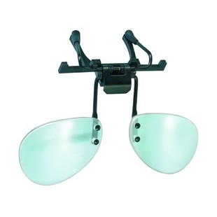 Clip-on magnifiers X3